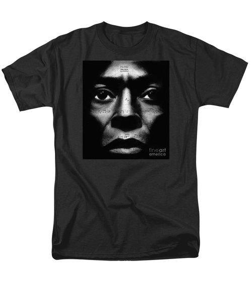 Miles Davis Tutu Men's T-Shirt  (Regular Fit) by Michael Cross