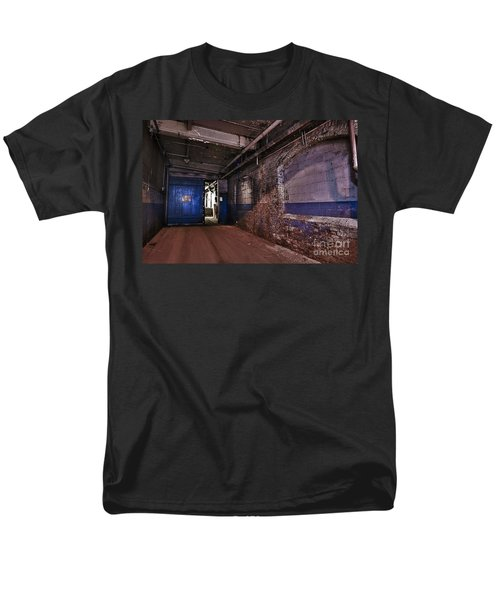 Men's T-Shirt  (Regular Fit) featuring the photograph Mill Hall by Alana Ranney