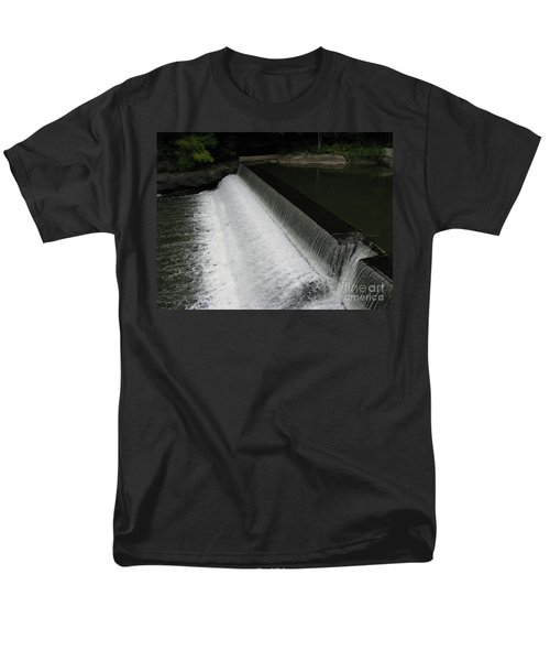 Mill On The River Men's T-Shirt  (Regular Fit) by Michael Krek