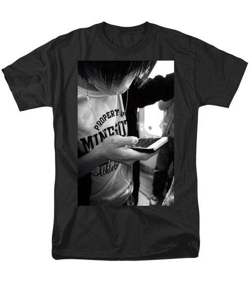 Minesota Kyoto Men's T-Shirt  (Regular Fit) by Daniel Hagerman