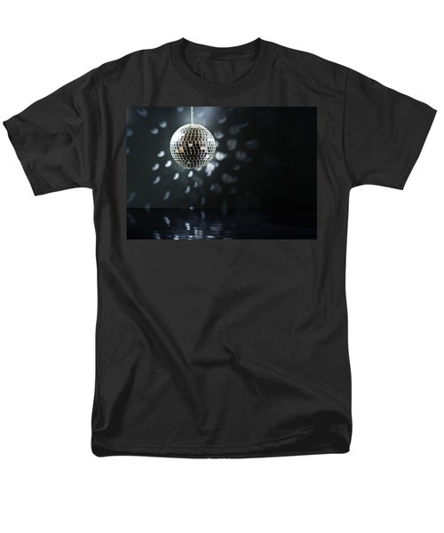 Mirrorball Men's T-Shirt  (Regular Fit) by Ulrich Schade