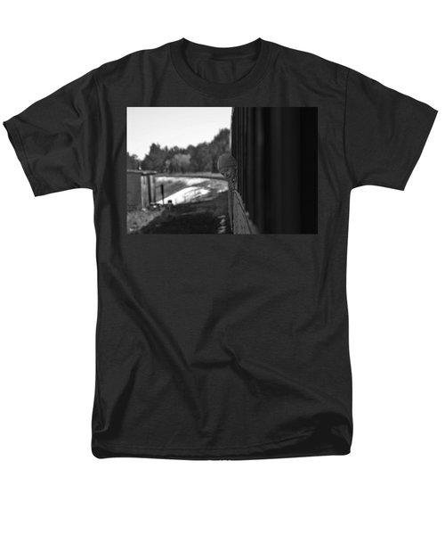 Men's T-Shirt  (Regular Fit) featuring the photograph Mischief by Jeremy Rhoades