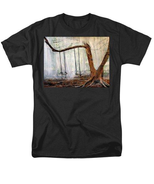 Missing Children Men's T-Shirt  (Regular Fit)