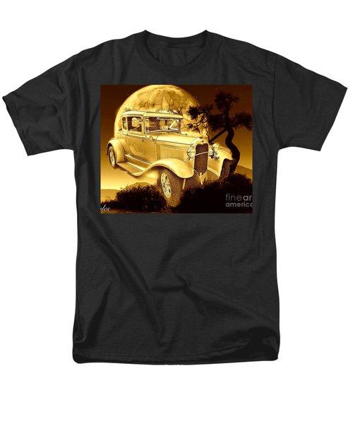 Model T Fantasy  Men's T-Shirt  (Regular Fit) by Saundra Myles