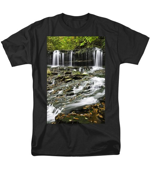 Mohawk Falls 2 Men's T-Shirt  (Regular Fit)