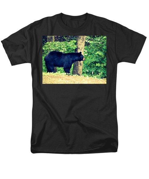 Momma Bear Men's T-Shirt  (Regular Fit) by Jan Dappen