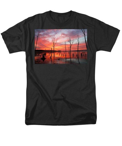 Monday Morning Men's T-Shirt  (Regular Fit) by Roger Becker