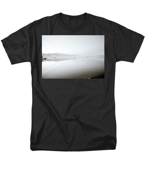 Mono Lake Serenity Men's T-Shirt  (Regular Fit) by Shaun Higson