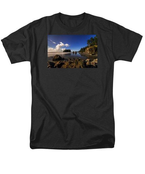 Moonlit Ruby Men's T-Shirt  (Regular Fit)
