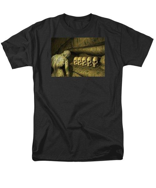 Morbid Vespers Men's T-Shirt  (Regular Fit) by John Alexander