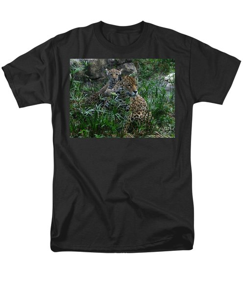 Mother And Child Men's T-Shirt  (Regular Fit) by Greg Patzer