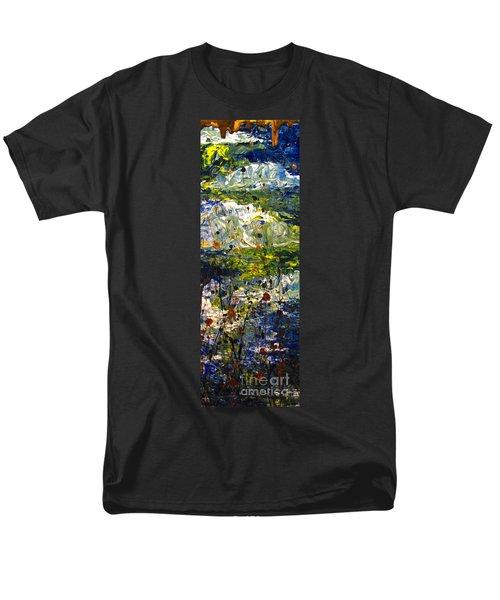 Mountain Creek Men's T-Shirt  (Regular Fit) by Jacqueline Athmann