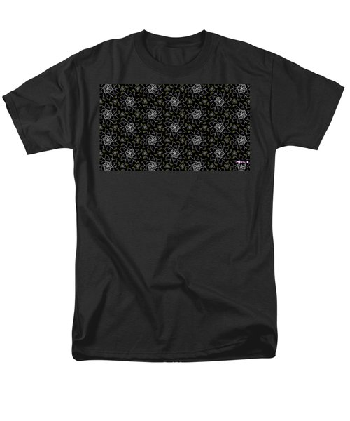 Men's T-Shirt  (Regular Fit) featuring the digital art Mourning Weave by Elizabeth McTaggart