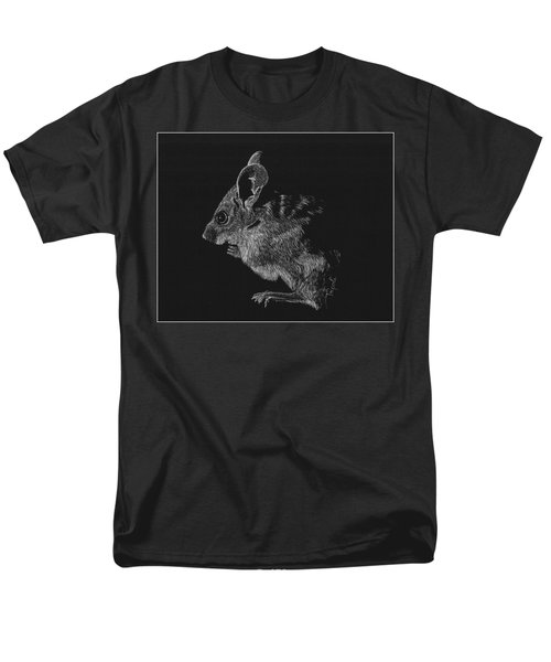 Mouse Men's T-Shirt  (Regular Fit) by Lawrence Tripoli