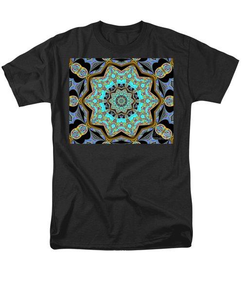 Music And Soul Men's T-Shirt  (Regular Fit)