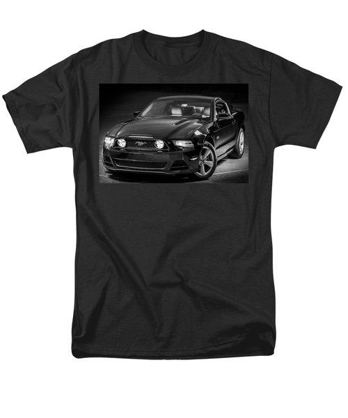 Mustang Gt Men's T-Shirt  (Regular Fit)