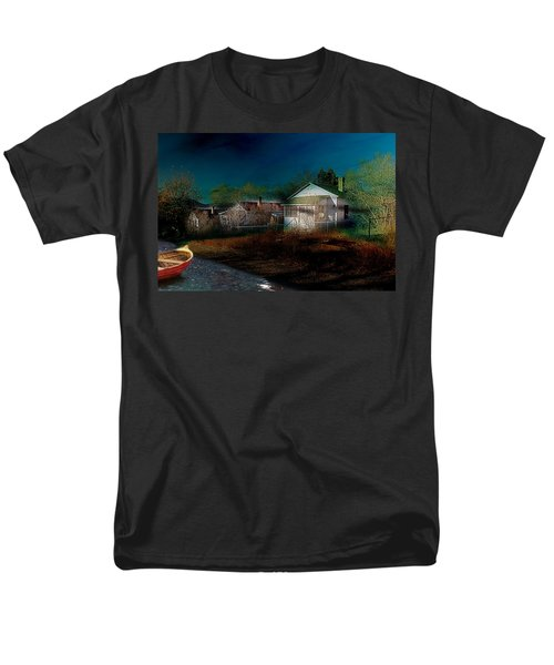 My Dream House Men's T-Shirt  (Regular Fit) by Gunter Nezhoda