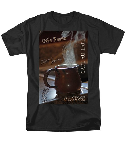 My Favorite Cup Men's T-Shirt  (Regular Fit) by Robert Meanor
