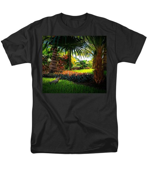 My Pal Iggy Men's T-Shirt  (Regular Fit) by Robert McCubbin