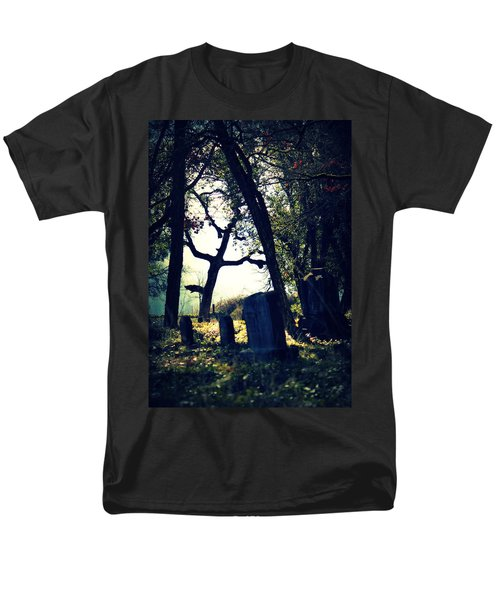 Men's T-Shirt  (Regular Fit) featuring the photograph Mystical Fantasies by Melanie Lankford Photography