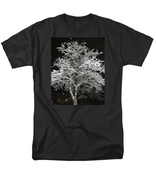 Mystical Winter Beauty Men's T-Shirt  (Regular Fit) by Emmy Marie Vickers