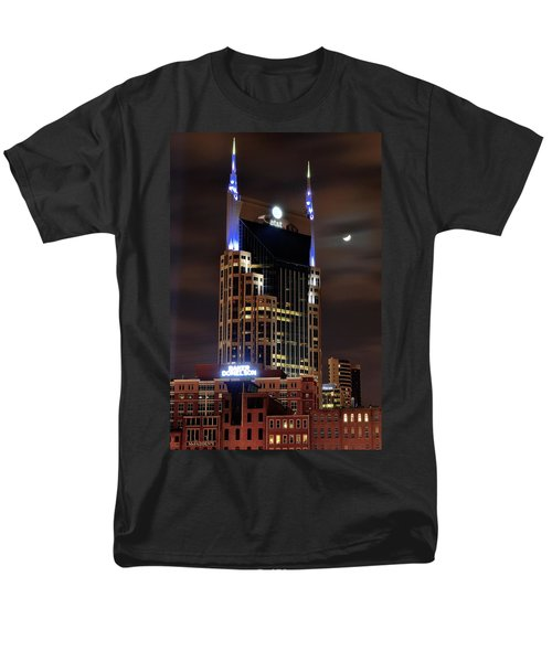 Nashville Men's T-Shirt  (Regular Fit) by Frozen in Time Fine Art Photography