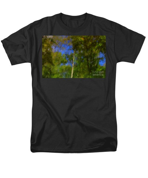 Nature Reflecting Men's T-Shirt  (Regular Fit)