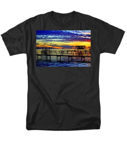 Nature's Disco Dance Men's T-Shirt  (Regular Fit) by Faith Williams