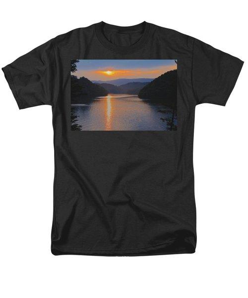 Natures Eyes Men's T-Shirt  (Regular Fit) by Tom Culver