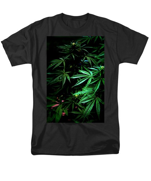 Men's T-Shirt  (Regular Fit) featuring the photograph Nature's Medicine by Jeanette C Landstrom