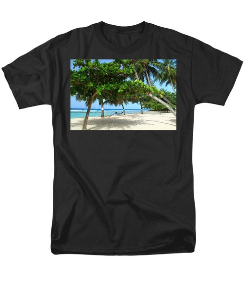 Natures Umbrella Tree Men's T-Shirt  (Regular Fit) by Catie Canetti