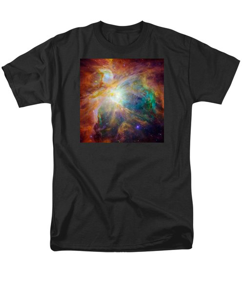 Chaos At The Heart Of Orion Men's T-Shirt  (Regular Fit) by Nasa