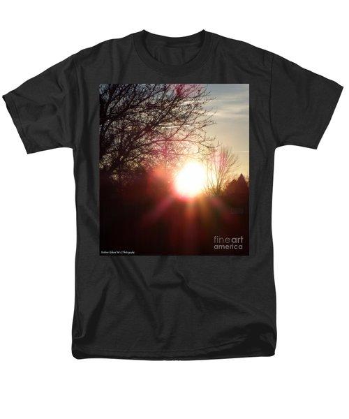 Nevada Sunset Men's T-Shirt  (Regular Fit) by Bobbee Rickard