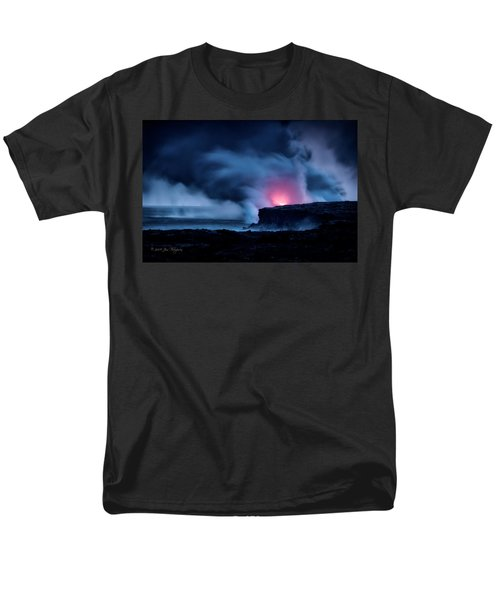Men's T-Shirt  (Regular Fit) featuring the photograph New Earth by Jim Thompson