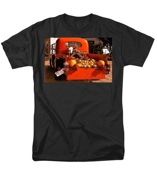 New Mexico Truck Men's T-Shirt  (Regular Fit) by Jean Noren
