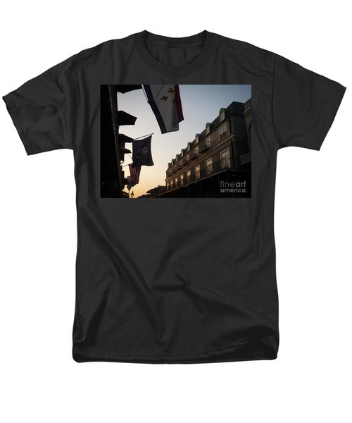 Evening In New Orleans Men's T-Shirt  (Regular Fit) by Valerie Reeves