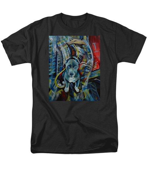 New York Men's T-Shirt  (Regular Fit)