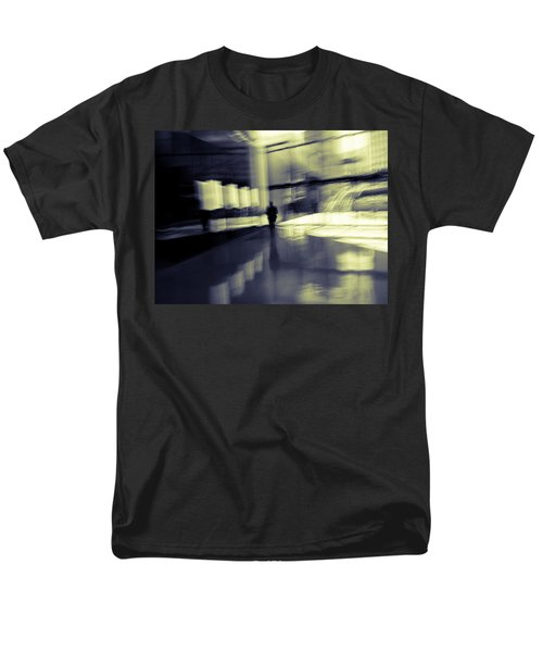 Men's T-Shirt  (Regular Fit) featuring the photograph Nexus by Alex Lapidus