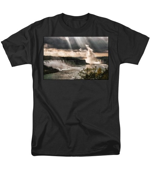 Niagra Falls Men's T-Shirt  (Regular Fit)