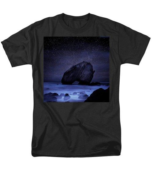 Night Guardian Men's T-Shirt  (Regular Fit) by Jorge Maia