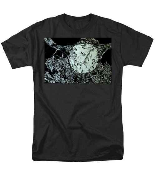 Nightingale Song. Part Three Men's T-Shirt  (Regular Fit) by Anna  Duyunova