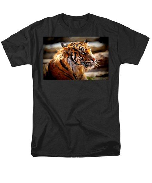 Not A Tigger Men's T-Shirt  (Regular Fit) by Lynn Sprowl