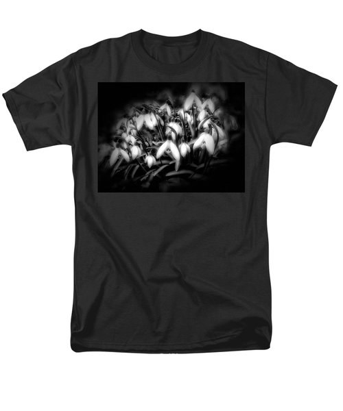 Men's T-Shirt  (Regular Fit) featuring the photograph Not Everything Needs Color by Gabriella Weninger - David
