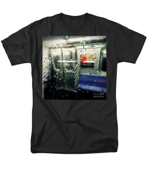 Men's T-Shirt  (Regular Fit) featuring the photograph Not In Service by James Aiken