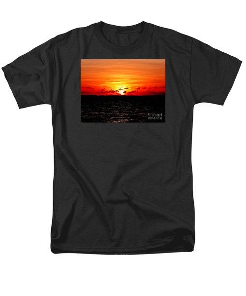 November Sky Men's T-Shirt  (Regular Fit) by Amar Sheow