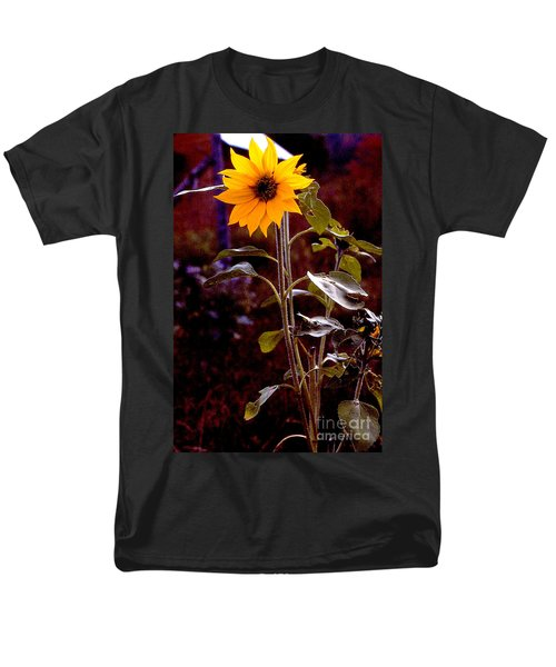 Ode To Sunflowers Men's T-Shirt  (Regular Fit) by Patricia Keller