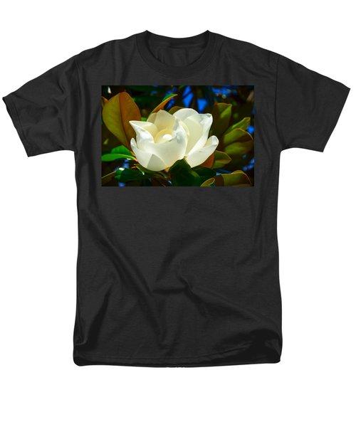 Oh Sweet Magnolia Men's T-Shirt  (Regular Fit) by Debra Martz