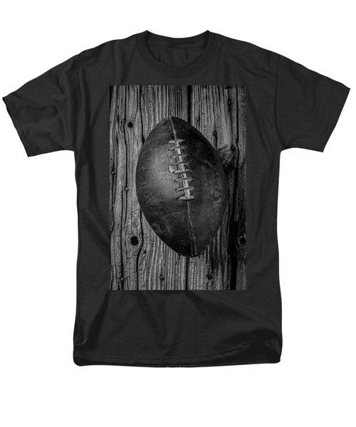 Old Football Men's T-Shirt  (Regular Fit) by Garry Gay