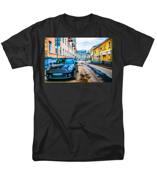 Old Lane Men's T-Shirt  (Regular Fit) by Alexander Senin