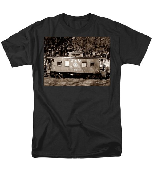 Men's T-Shirt  (Regular Fit) featuring the photograph Old Timer by Sara  Raber